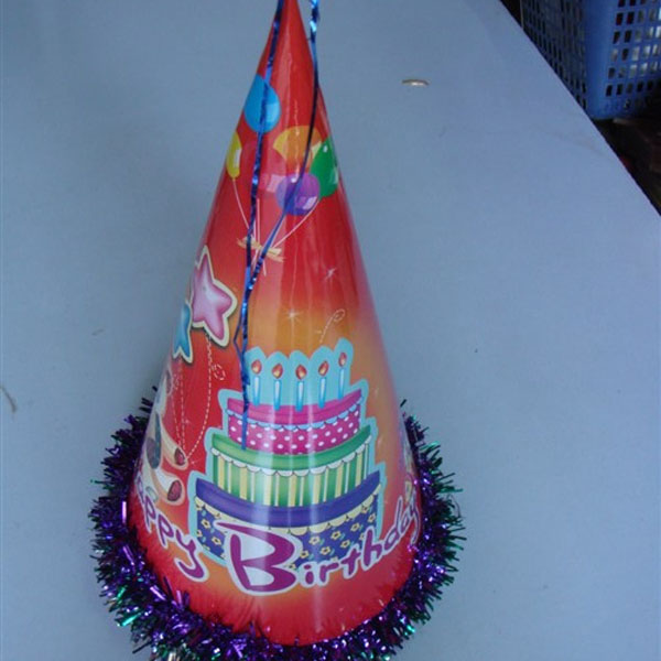 Paper Hat for birthday party