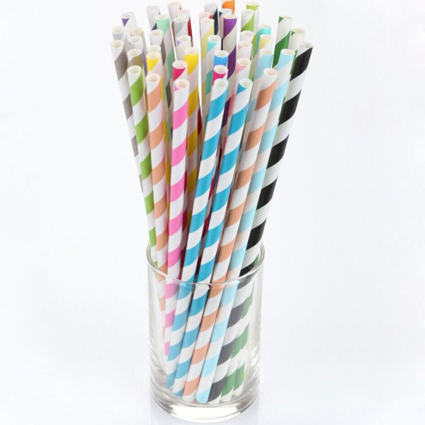 Eco-friendly Paper Straw