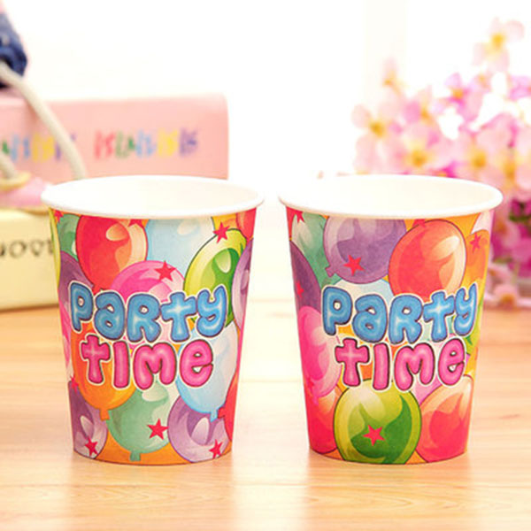 single wall Party Paper Cup