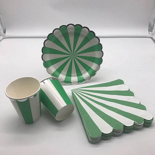 Tableware-Party Set